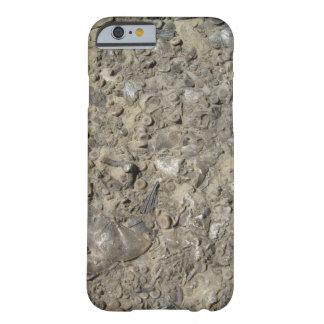De fossiele Druk van de Knoeiboel Barely There iPhone 6 Hoesje