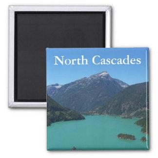 De Foto van de Cascades van het noorden Magneet