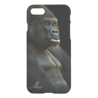 De Foto van de gorilla iPhone 8/7 Hoesje