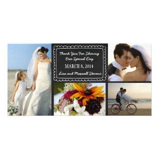 De Foto van het Huwelijk van het Bord van de Kaart