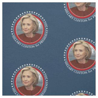 De Foto van Hillary Clinton - het Toestel van de Stof