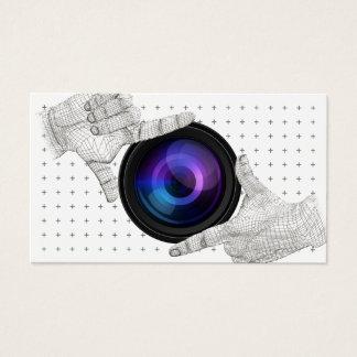 De Fotograaf van de fotografie Directeur Visitekaartjes