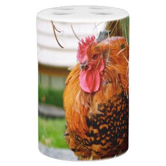 De Fotografie van de Natuur van de Dieren van het Badkamer Set