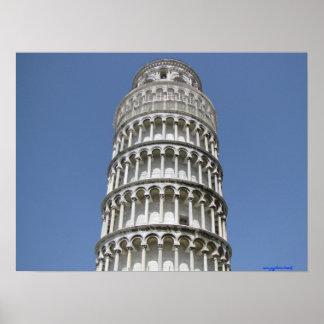 De fotografieposter van Pisa, Italië Poster