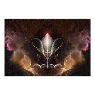 De Fractal Renidron Uitbreiding van de Foto van de
