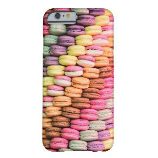 De Franse Bakkerij Macarons van Parijs Barely There iPhone 6 Hoesje