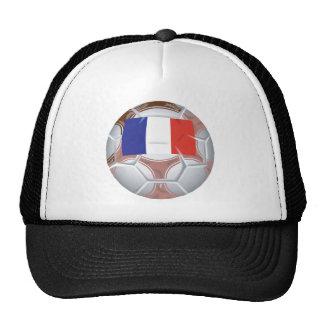De Franse Bal van het Voetbal Trucker Petten