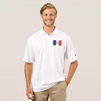 De Franse Cirkelende Fietser van de Fiets van de Polo