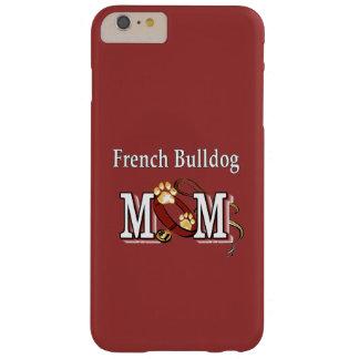 De Franse Giften van het Mamma van de Buldog Barely There iPhone 6 Plus Hoesje