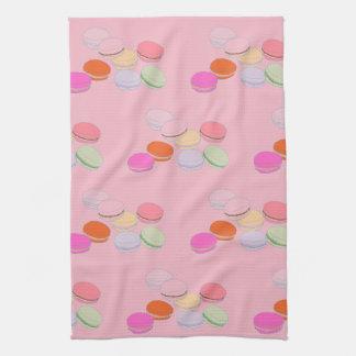 De Franse Handdoek van de Keuken Macaron