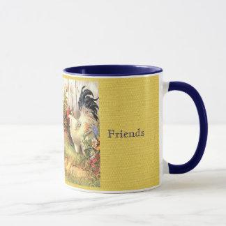 De Franse Mok van de Kop van de Koffie van de