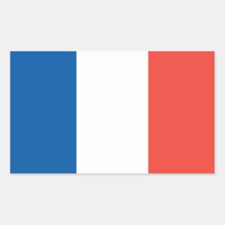De Franse Sticker van de Vlag