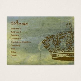 De Franse Visitekaartjes van het Perkament van de
