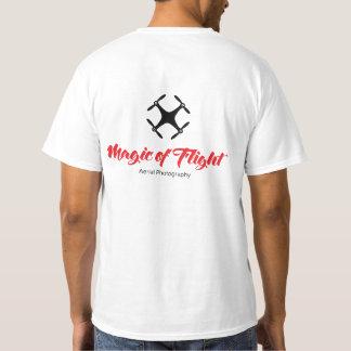 De Fundamentele Witte T-shirt van MoF