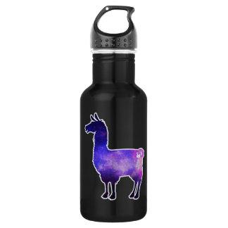 De galactische Fles van het Water van de Lama