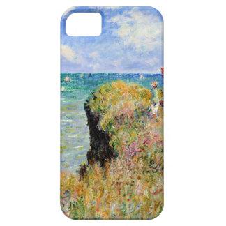 De Gang van Clifftop in Pourville - Claude Monet Barely There iPhone 5 Hoesje