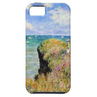 De Gang van Clifftop in Pourville - Claude Monet Tough iPhone 5 Hoesje