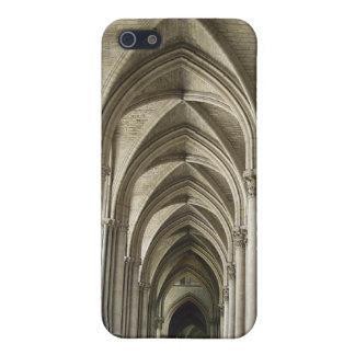De Gang van de kathedraal iPhone 5 Hoesje