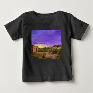 De Gang van de woestijn Baby T Shirts