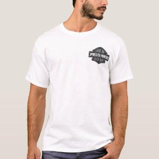 De garage Gebouwde Val van de Dood T Shirt
