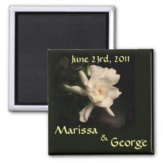 De gardenia bewaren de Magneet van het Huwelijk