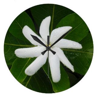 De Gardenia van Tahitian Grote Klok
