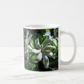 De Gardenia van Tahitian Koffiemok