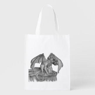 De Gargouille van Golem Boodschappentas