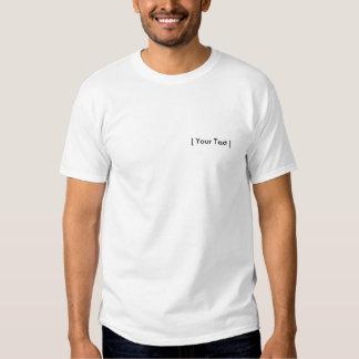 De gebakken Sjabloon van het Overhemd van het Tshirt
