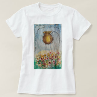 De gebarsten Pot T Shirt