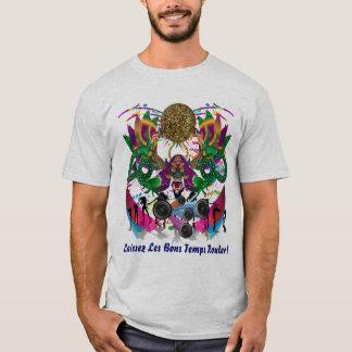 De Gebeurtenis van Gras Carnaval van Mardi te T Shirt