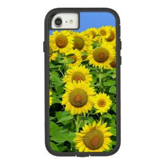 De Gebieden van de zonnebloem Case-Mate Tough Extreme iPhone 8/7 Hoesje
