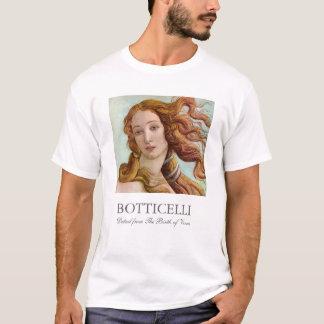 De geboorte van Botticelli van Venus T Shirt