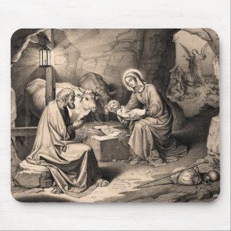 De geboorte van Christus Muismatten