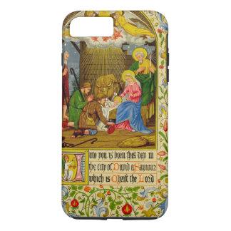 De geboorte van Christus | Unto u is geboren deze iPhone 8/7 Plus Hoesje
