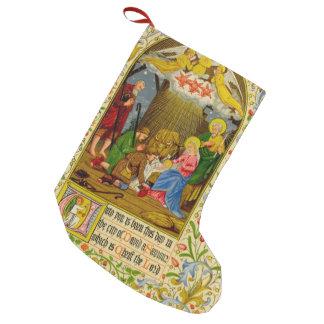 De geboorte van Christus | Unto u is geboren deze Kleine Kerstsok