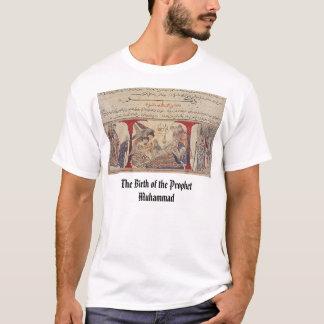 De geboorte van de Helderziende Muhammad, de T Shirt