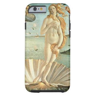 De geboorte van Venus, c.1485 (tempera op canvas) Tough iPhone 6 Hoesje