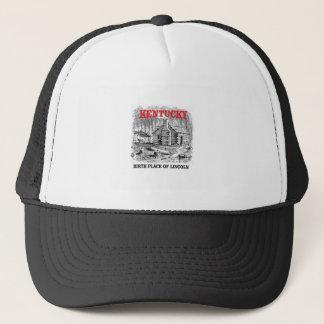 De geboorteplaats van Kentucky Lincolns Trucker Pet