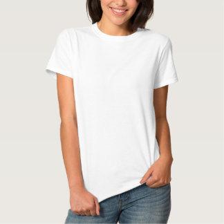 De Geborduurde BasisT-shirt van vrouwen Geborduurd Dames Poloshirt