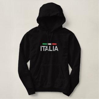 De Geborduurde Dames Hoodie van Italië Italië