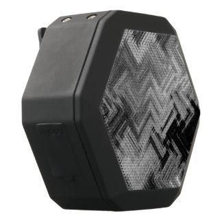 De geborstelde Draadloze Spreker van Boombot REX Zwarte Bluetooth Speaker