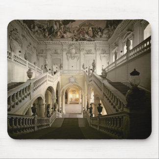 De gebouwde trap, 1719-44 muismat
