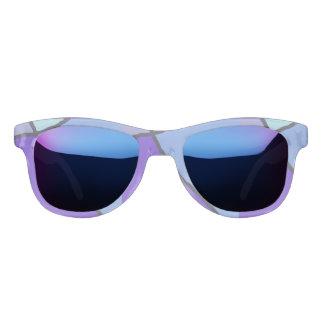De gebroken zonnebril van de Indigo van de Tegel
