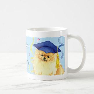 De Gediplomeerde van Pomeranian Koffiemok