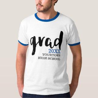 De Geest Jersey van de School van het afstudeerder T Shirt