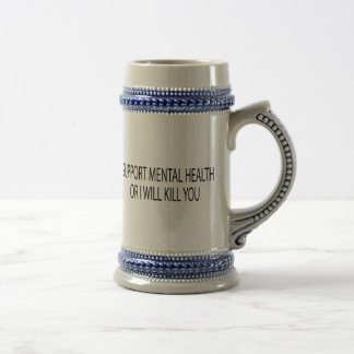 De Geestelijke Gezondheid van de steun Bierpul