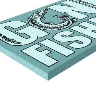 De GEGAANE druk van het de douanecanvas van de Canvas Afdrukken