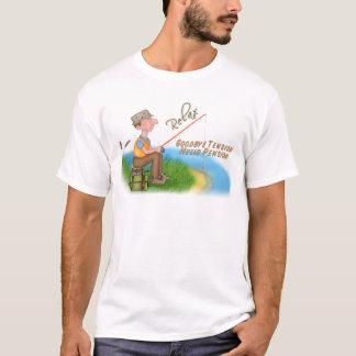 De gegaane Pensionering van de Visserij T Shirt