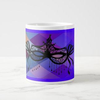 De geheimzinnige JumboMok van Maskers Grote Koffiekop